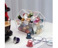 RECAPS Coffee Pods Storage Holder Kitchen Organizer Plexiglass Compatible with Nespresso Holds Different Brands of Coffee Pods