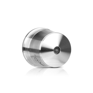 RECAPS Stainless Steel Refillable Capsule Reusable Pod Compatible with Illy Machines