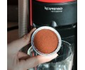Aluminum Foil Lids to Reuse Coffee Capsules Compatible with Nepresso VertuoLine 100 Pcs
